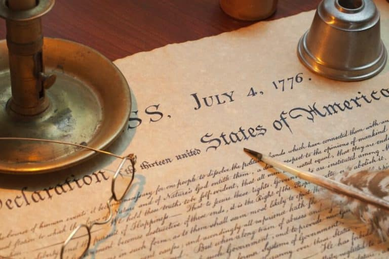 Civics 101 – Declaration of Independence and Constitution