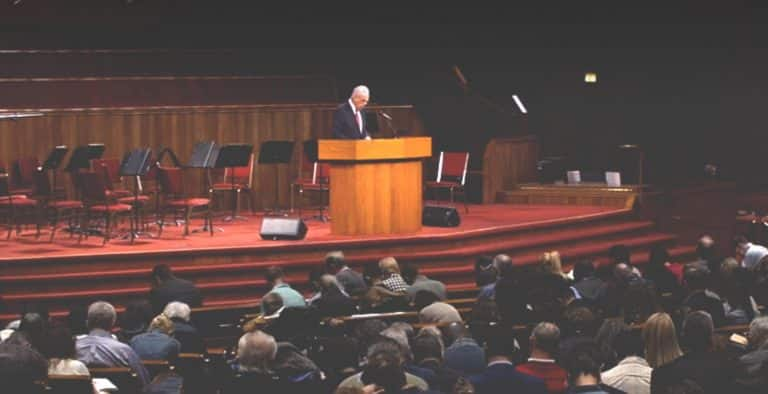 John Macarthur and Grace Church